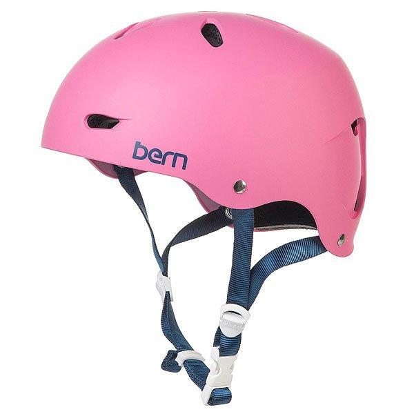 Водный шлем женский Bern Water Brighton Matte Bubblegum/PinkЯркий шлем для смелых райдерш, готовый обеспечить надежную защиту от ударов благодаря прочному ABS пластику с пенный наполнителем EPS. Приятная внутренняя отделка добавит комфорта, совместимые с аудио-системой амбушюры позволят наслаждаться любимой музыкой на склоне.Характеристики:Внешняя тонкая оболочка из прочного ABS пластика. Наполнение пеной EPS, защищающей от ударов. Съемный зимний вкладыш EPS. Регулировка по объему BOA. Аудио-совместимые амбушюры.Пассивная система вентиляции поддерживает постоянную циркуляцию воздуха. Логотип на внешней стороне. Сертификаты безопасности:ASTM F 2040 и EN 1077B.<br><br>Тип: Водный шлем<br>Возраст: Взрослый<br>Пол: Женский
