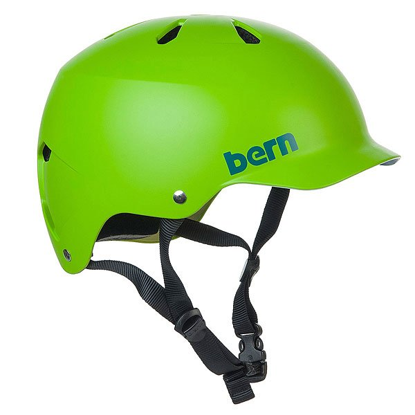 Водный шлем Bern Water Watts Matte Neon Green