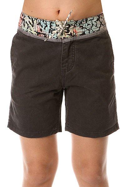 Шорты классические детские Quiksilver Street Ruy Wkst TarmacУдобные детские шорты от любимого бренда.Характеристики:Стандартный крой. Пояс с шнурком.Двойные плоские прорезные карманы сзади. Боковые карманы. Логотип Quiksilver.<br><br>Цвет: серый<br>Тип: Шорты классические<br>Возраст: Детский