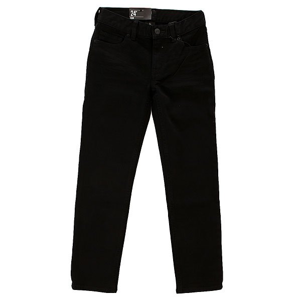 Штаны узкие детские DC Wkr Slim Jn By B Pant Black Rinse