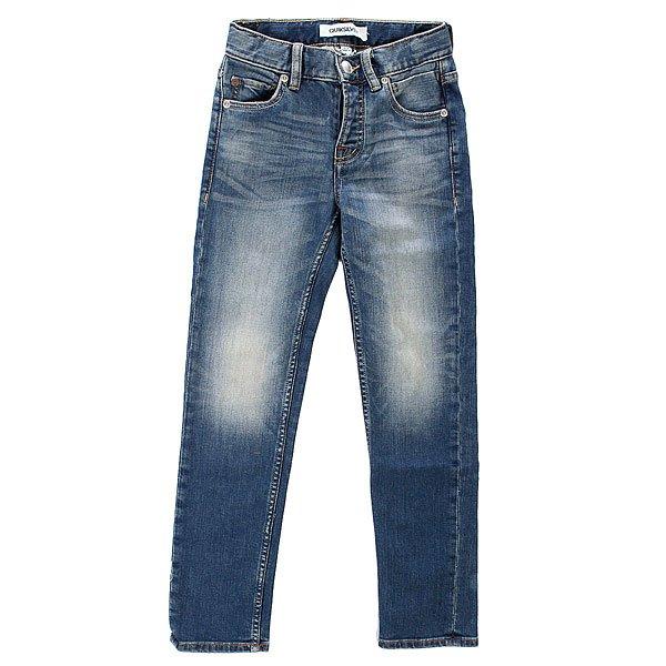 Купить со скидкой Джинсы прямые детские Quiksilver Revol Med Awy B Pant Medium Blue