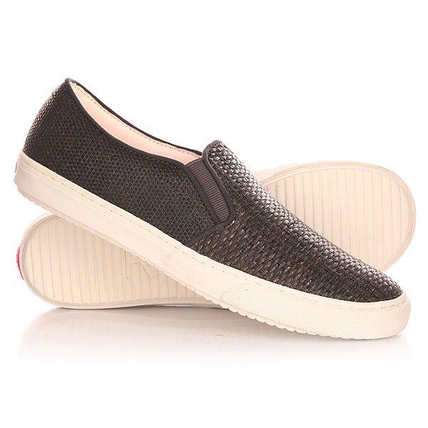 Слипоны женские Roxy Blake J Shoe Black цены онлайн