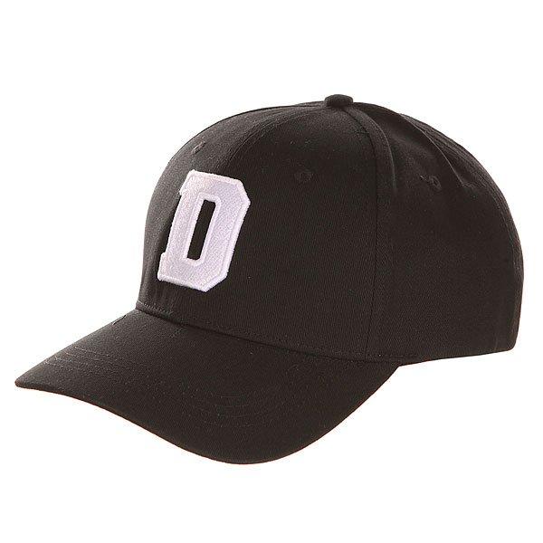 Бейсболка классическая TrueSpin Abc Baseball Cap Black D<br><br>Цвет: черный<br>Тип: Бейсболка классическая<br>Возраст: Взрослый<br>Пол: Мужской