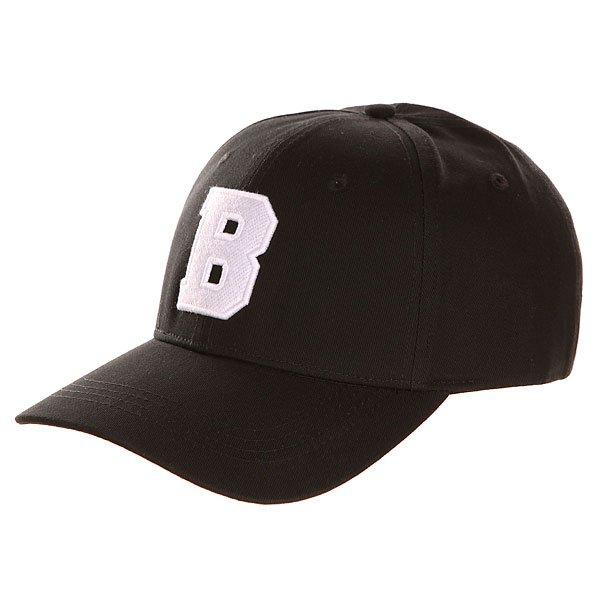 Бейсболка классическая TrueSpin Abc Baseball Cap Black B<br><br>Цвет: черный<br>Тип: Бейсболка классическая<br>Возраст: Взрослый<br>Пол: Мужской
