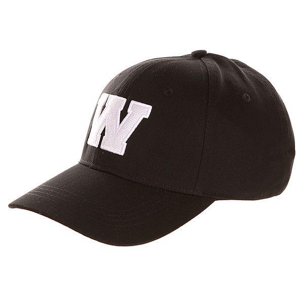 Бейсболка классическая TrueSpin Abc Baseball Cap Black W<br><br>Цвет: черный<br>Тип: Бейсболка классическая<br>Возраст: Взрослый<br>Пол: Мужской
