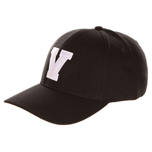 Бейсболка классическая TrueSpin Abc Baseball Cap Black V<br><br>Цвет: черный<br>Тип: Бейсболка классическая<br>Возраст: Взрослый<br>Пол: Мужской