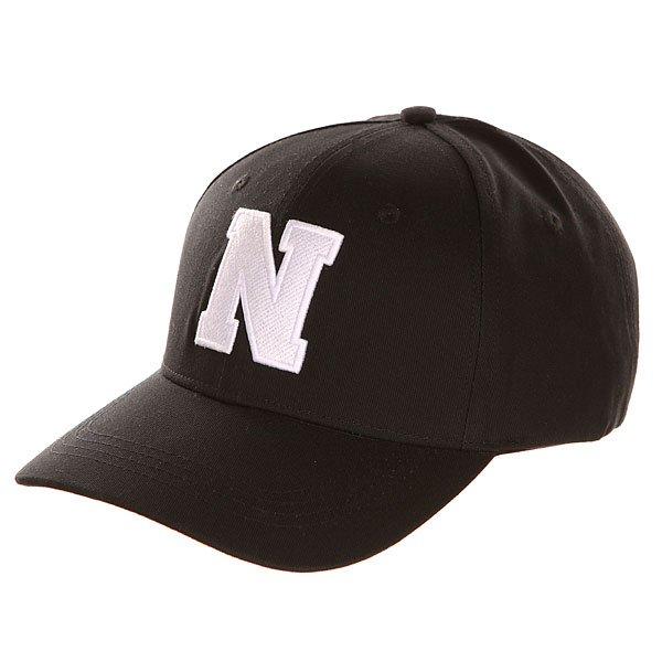 Бейсболка классическая TrueSpin Abc Baseball Cap Black N<br><br>Цвет: черный<br>Тип: Бейсболка классическая<br>Возраст: Взрослый<br>Пол: Мужской