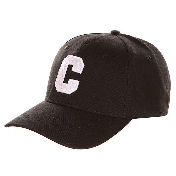 Бейсболка классическая TrueSpin Abc Baseball Cap Black C<br><br>Цвет: черный<br>Тип: Бейсболка классическая<br>Возраст: Взрослый<br>Пол: Мужской