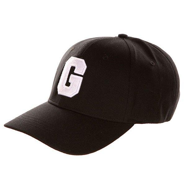 Бейсболка классическая TrueSpin Abc Baseball Cap Black G<br><br>Цвет: черный<br>Тип: Бейсболка классическая<br>Возраст: Взрослый<br>Пол: Мужской