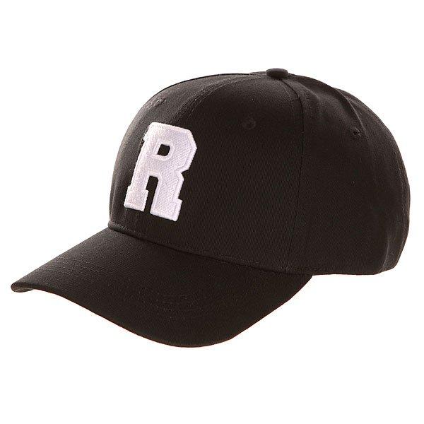 Бейсболка классическая TrueSpin Abc Baseball Cap Black R<br><br>Цвет: черный<br>Тип: Бейсболка классическая<br>Возраст: Взрослый<br>Пол: Мужской
