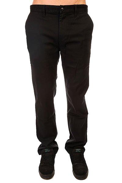 Штаны прямые DC Wrk Str Chino Ndpt BlackМужские штаны классического прямого кроя из легкой и эластичной ткани.Технические характеристики: Легкая, комфортная, эластичная ткань саржевого переплетения.Прямой крой.Петли для ремня.Боковые карманы для рук и задние карманы.Карман для мелочи.Молния Zip fly.Однотонный дизайн.Ярлычок с логотипом DC.<br><br>Цвет: черный<br>Тип: Штаны прямые<br>Возраст: Взрослый<br>Пол: Мужской
