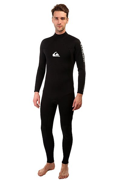Гидрокостюм (Комбинезон) Quiksilver 3/2mm Syncbas Black диск отрезной алмазный турбо 125х22 2mm 20007 ottom 125x22 2mm