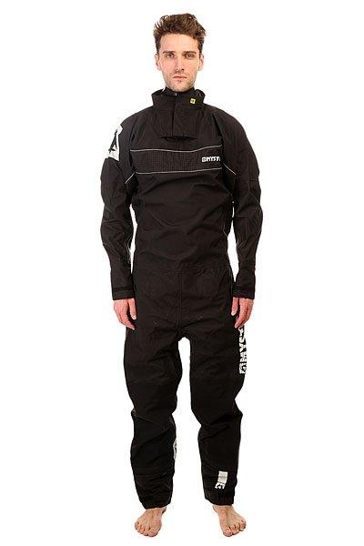Гидрокостюм (Комбинезон) Mystic Force Drysuit BlackНадежный, функциональный и долговечный гидрокостюм от Mystic.Технические характеристики: Область шеи, манжеты и лодыжки из латекса, который является одним из лучших материалов, чтобы произвести сильное водоустойчивое уплотнение.Водонепроницаемые молнии TIZIP WaterSeal.Проклеенные внутренние швы.Внутренние регулируемые эластичные ремни.Мешковатый фасон.Водонепроницаемый и дышащий 3-слойный ламинированный материал.Однотонный дизайн с логотипом Mystic.<br><br>Цвет: черный<br>Тип: Гидрокостюм (Комбинезон)<br>Возраст: Взрослый<br>Пол: Мужской