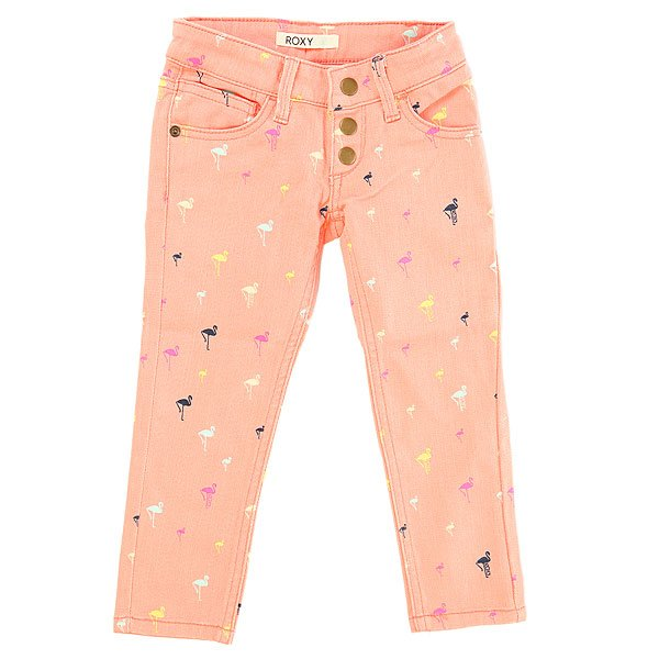 ������ ������ ������� Roxy Yellow Pant Big Pop Flamingo Com