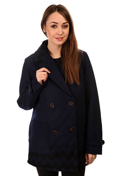 Пальто женское Roxy Moonlight Jkt J Jckt Peacoat