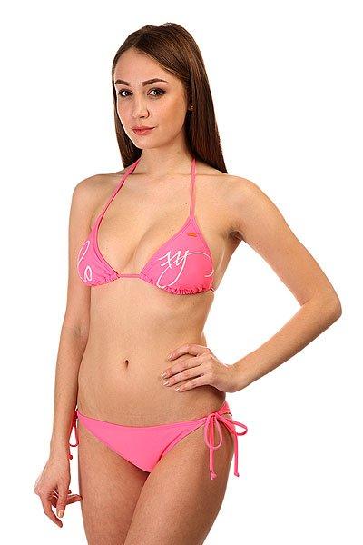 Купальник женский Roxy Tiki Tri / Tie J Pop Pink
