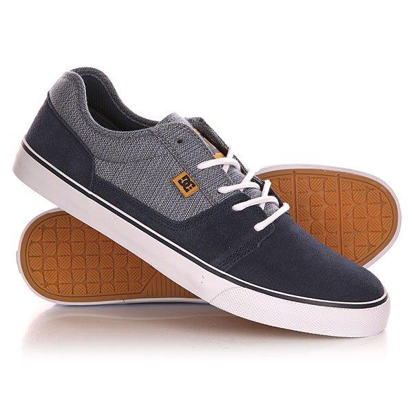 Кеды кроссовки низкие DC Tonik Se Shoe Navy