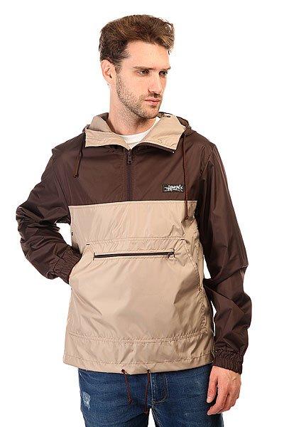 Анорак Anteater Combo Bage Beige/Brown