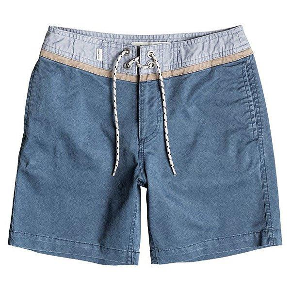 Шорты классические детские Quiksilver Stret Run Wkst Dark DenimУдобные детские шорты от любимого бренда.Характеристики:Стандартный крой. Пояс с шнурком.Двойные плоские прорезные карманы сзади. Боковые карманы. Логотип Quiksilver.<br><br>Цвет: синий<br>Тип: Шорты классические<br>Возраст: Детский