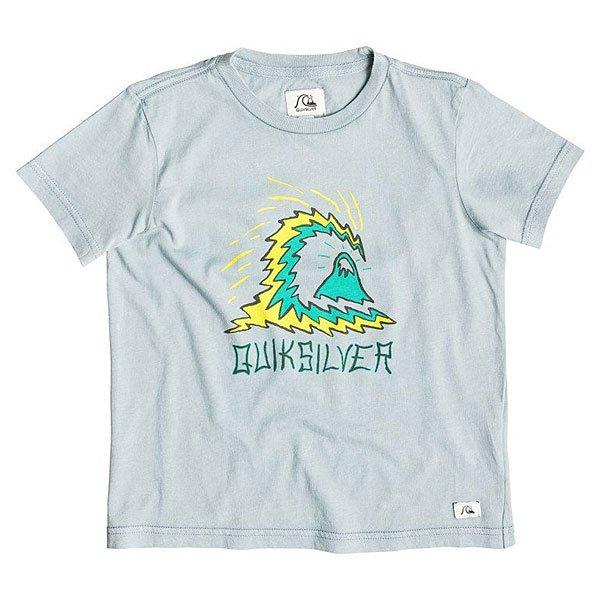 Футболка детская Quiksilver Storm Boy Tees Flint Stone футболка quiksilver checker pasts tees flint stone