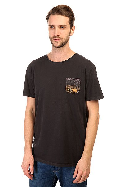 Футболка Quiksilver Pick Pocket Tees Tarmac