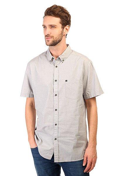Рубашка Quiksilver Wilsden Ss Wvtp Castlerock