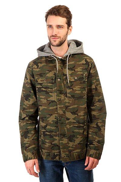 Куртка DC Kalis Jacket Kalis Woodland Camo