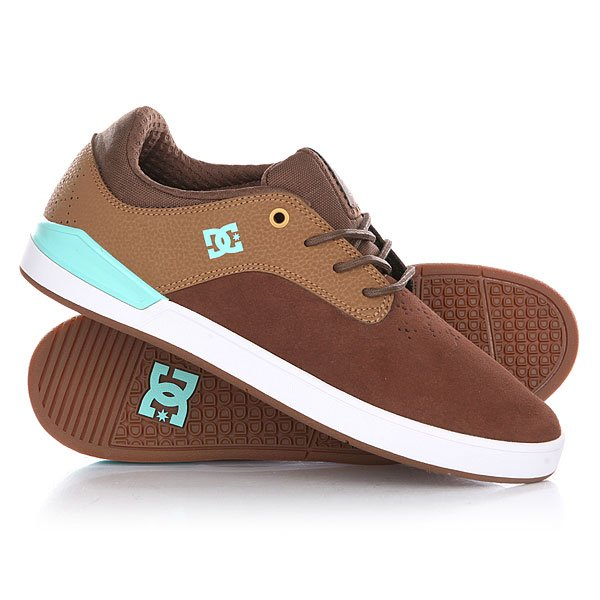 Кроссовки DC Mikey Taylor 2 S Brown/Blue