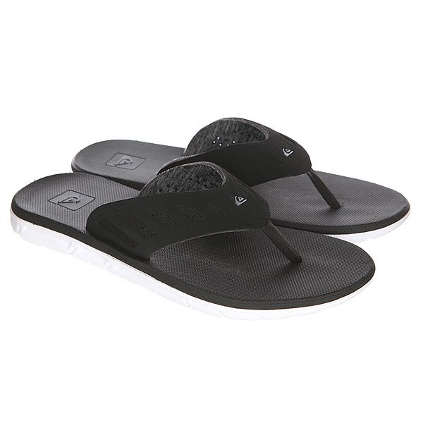 ��������� Quiksilver Ag47 Flux Black/White/Grey