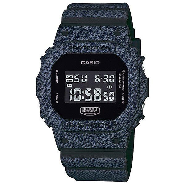 Электронные часы Casio G-Shock Dw-5600Dc-1E BlueНадежные наручные часы с необходимым набором функций в практичном корпусе из полимерного материала.Технические характеристики: Электролюминесцентная подсветка.Ударопрочная конструкция защищает от ударов и вибрации.LED-индикатор.Функция секундомера- 1/100 сек. - 24 часа.Таймер - 1/1 сек. - 24 часа  (с автоматическим повтором).Будильник с многофункциональными звуковыми сигналами.Автоматический календарь.12/24-часовое отображение времени.Минеральное стекло - прочное, устойчивое к царапинам минеральное стекло защищает часы от повреждений.Корпус из полимерного пластика.Ремешок из полимерного материала.Время работы аккумулятора - 2 года.Водонепроницаемость (20 Бар).Точность +/- 15 сек в месяц.<br><br>Цвет: синий<br>Тип: Электронные часы<br>Возраст: Взрослый<br>Пол: Мужской