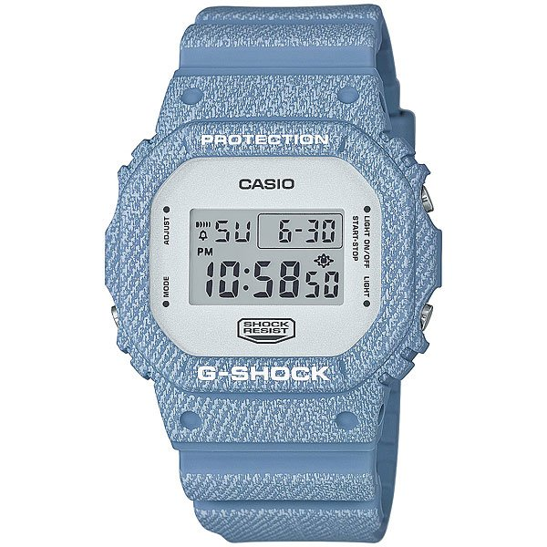 Электронные часы Casio G-Shock Dw-5600Dc-2E Light Blue