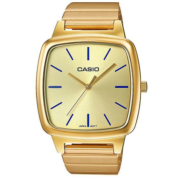 Кварцевые часы Casio Collection Ltp-E117G-9A Gold кварцевые часы casio collection ltp e118g 5a