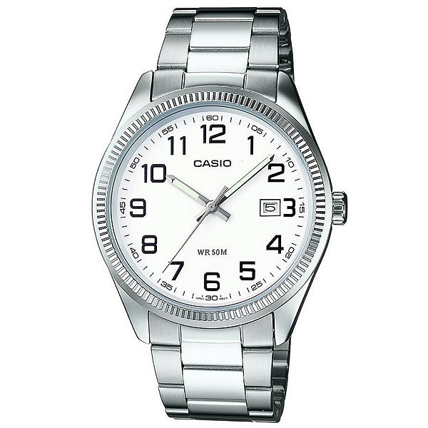 Кварцевые часы Casio Collection Ltp-1302Pd-7B Grey часы casio collection ltp 1280psg 9a grey gold