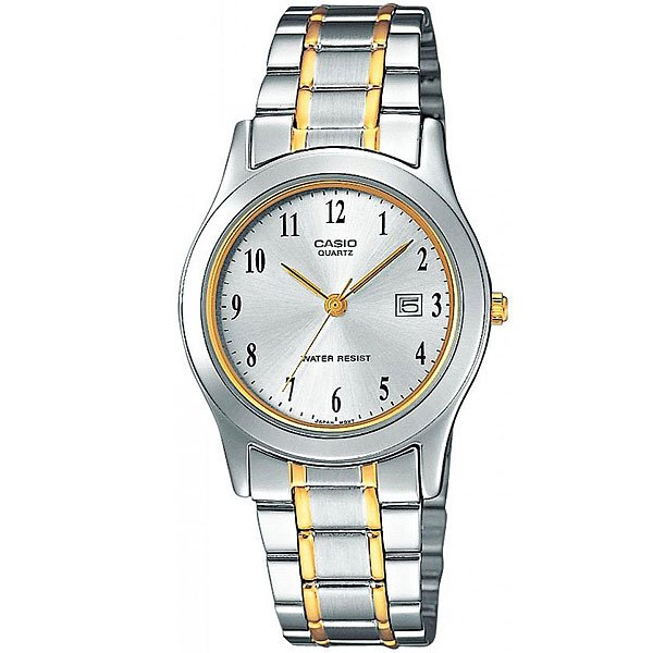 Кварцевые часы Casio Collection Ltp-1264Pg-7B Grey кварцевые часы casio collection ltp e118g 5a