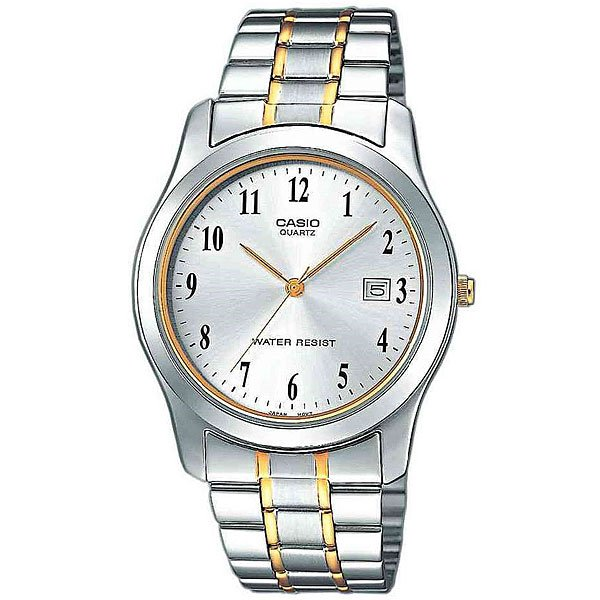 Кварцевые часы Casio Collection Mtp-1264Pg-7B Grey кварцевые часы casio collection mtp 1264pg 7b grey