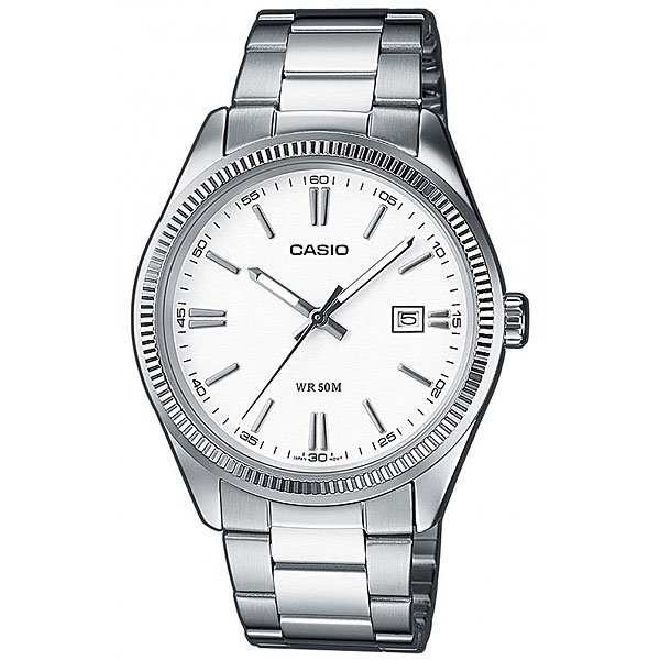 Кварцевые часы Casio Collection Mtp-1183Pa-7A Grey casio mtp 1183pa 7a