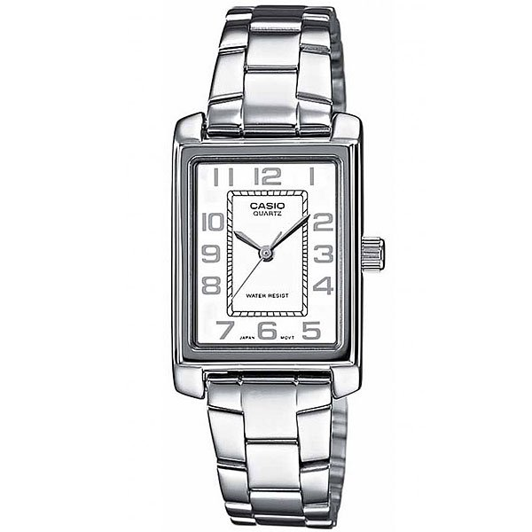 Кварцевые часы Casio Collection Ltp-1234Pd-7B Grey часы casio collection ltp 1280psg 9a grey gold