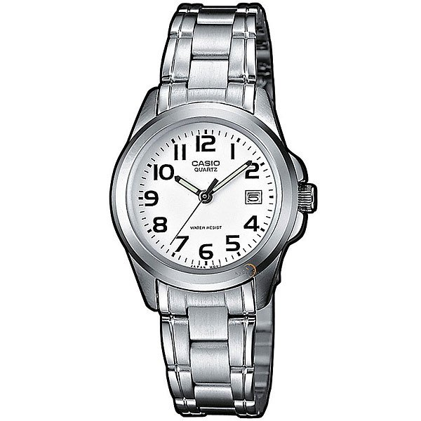 Кварцевые часы Casio Collection Ltp-1259Pd-7B Grey часы casio collection ltp 1280psg 9a grey gold