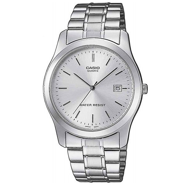 Кварцевые часы Casio Collection Mtp-1141Pa-7A Grey часы casio mtp 1377l 5a