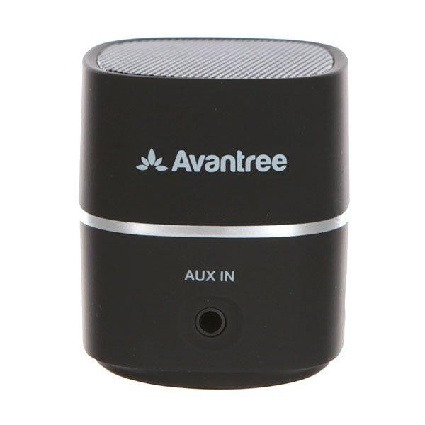 Колонка портативная Pluto Air Avantree BTSP-TR401-BLKБеспроводной мини-динамик с высоким качеством исполнения музыки в компактном дизайне.Технические характеристики: Пластиковый корпус.Подключение к мобильному телефону и ноутбуку по беспроводной сети  Bluetooth V2.1.Подключение через аудио кабель диаметром 3,5 мм.Совместим с MP3, MP4 и CD-плеером.USB кабель для зарядки.Улучшенное чистое звучание.Аккумуляторная батарея на 6-8 часов работы.Рабочий диапазон 10 метров.Выходная мощность 2.2 Вт.Встроенная аккумуляторная батарея 400 мА/ч.Время зарядки аккумулятора 1,5 часа.Сумка для переноски.<br><br>Цвет: черный<br>Тип: Колонка