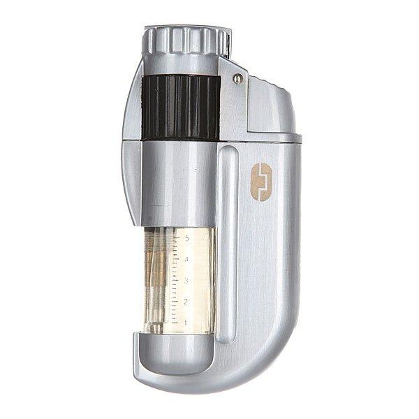Зажигалка True Utility Firewire Color Flame Lighter GreyОригинальная турбо зажигалка с технологией защиты пламени FireWire® Technology.Технические характеристики: Материал - нержавеющая сталь и пластик.FireWire® Technology позволяет зажечь пламя даже при сильном ветре.Пламя TurboJet® может гореть под любым углом, даже вверх ногами, что позволяет использовать зажигалку как в самых экстремальных условиях, так и в повседневной жизни.Изменение цвета пламени от красного до зелёного или синего.Регулятор пламени.Многократная заправка.<br><br>Цвет: серый<br>Тип: Разное