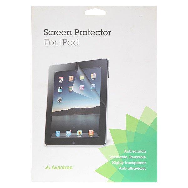Пленка для защиты экрана Avantree Ipad 2 ClearЗащитная пленка на экран для Apple iPad 2.Технические характеристики: Максимально прозрачная, сохраняет цвета экрана.Предназначена для предотвращения царапин, износа и загрязнения.Моющаяся.Многократное использование.Легкая установка без пузырей.<br><br>Цвет: белый<br>Тип: Разное