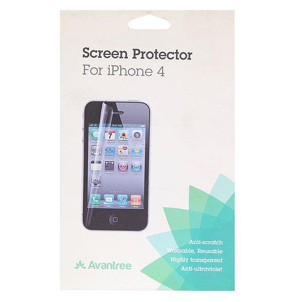 Пленка для защиты экрана Avantree Iphone 4 Clear