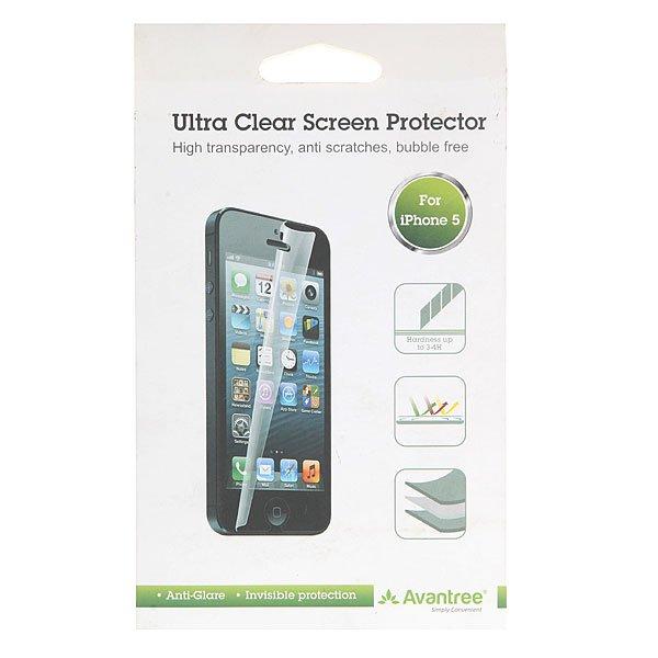 Пленка для защиты экрана Avantree Iphone 5 ClearЗащитная пленка на экран для Iphone 5.Технические характеристики: Максимально прозрачная, сохраняет цвета экрана.Предназначена для предотвращения царапин, износа и загрязнения.<br><br>Цвет: белый<br>Тип: Разное<br>Возраст: Взрослый