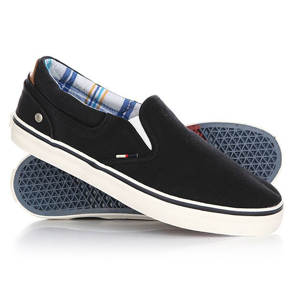 Слипоны Wrangler Legend Slip On Black