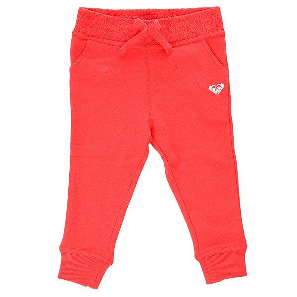 Штаны спортивные детские Roxy Sunshine Swinge K Otlr Bright Pink<br><br>Цвет: розовый<br>Тип: Штаны спортивные<br>Возраст: Детский