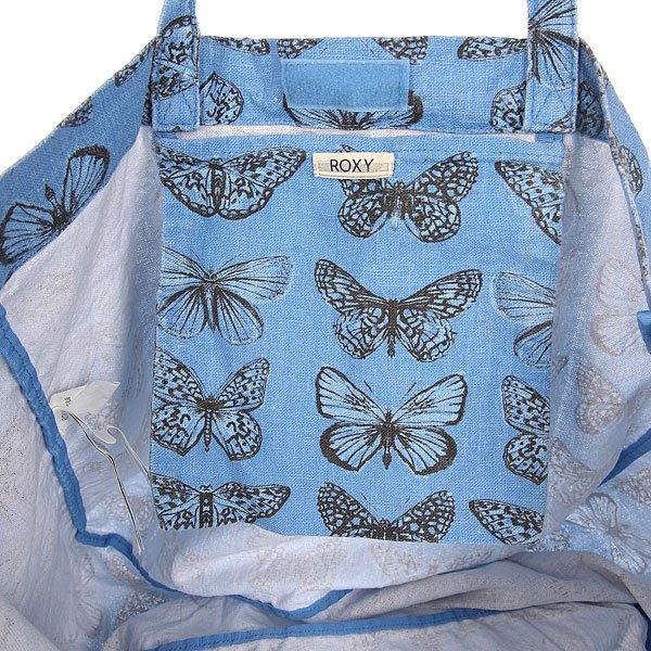 Сумка женская Roxy Bay Checkerspot Watercolour Butterfl