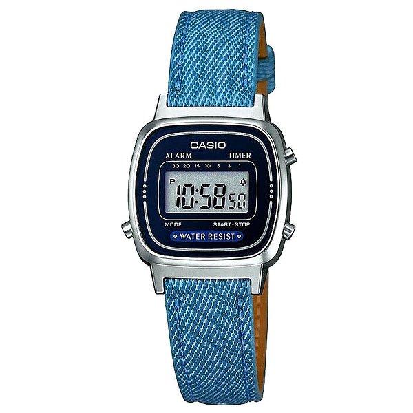 Электронные часы Casio Collection LA 670 WEL-2A2