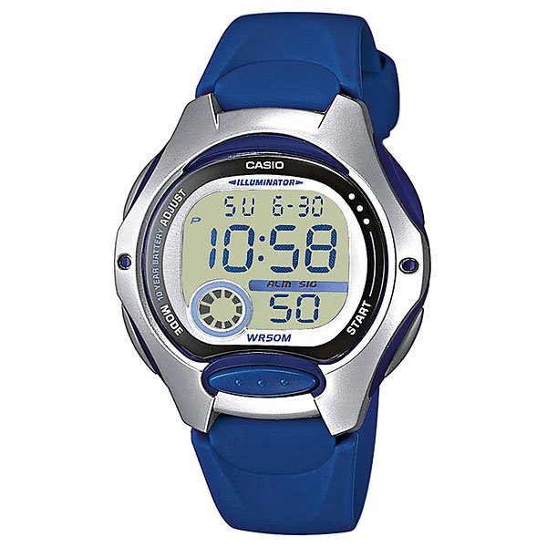 Электронные часы Casio Collection LW-200-2AЭлектронные наручные часы с лектрической подсветкой циферблата. Японский механизм многофункциональный. Корпус пластиковый на браслете.Характеристики:Светодиодна подсветка: дл подсветки диспле используетс светодиод. Второй часовой пос. Функци секундомера- 1/100 сек. - 24 часа. Ежедневный будильник.Издава звуковой сигнал в установленное врем, будильник напоминает о событих, которые повтортс каждый день. Кроме того, настраиваемый звуковой сигнал предупреждает вас об истечении каждого полного часа.Автоматический календарь. 12/24-часовое отображение времени. Сферическое стекло. Поверхность стекла часов влетс выпуклой. Это обеспечивает высокий уровень прочности и устойчивости к давлени. Корпус из полимерного пластика. Ремешок из полимерного материала.Десть лет - один аккумултор. Новые разработки в лектронике обеспечиват значительно более низкое потребление нергии.Эти часы можно носить при принтии душа или ванны - часы проверены на водонепроницаемость до 5 Бар/на глубине до 50 метров. Точность: +/- 20 сек в месц. Тип батареи: CR1620.<br><br>Цвет: синий,серый<br>Тип: Электронные часы<br>Возраст: Взрослый<br>Пол: Мужской