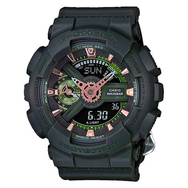 Электронные часы Casio G-Shock GMA-S110CM-3A casio g shock gma s110cm 8a